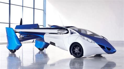 A History Of The Flying Car