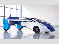 Watch the AeroMobil Flying Car Take Off BestRide
