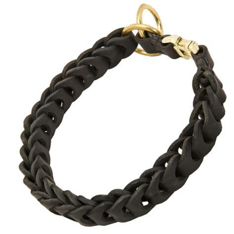 flechten  schichten halsband erziehung halsband