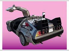 DeLorean Vector Download Free Vector Art, Stock Graphics