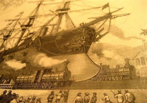 jf ptak science books return  land ships  big
