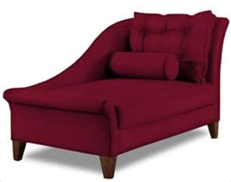 klaussner furniture lincoln chaise lounge in microsuede