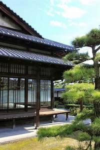 Architecture Japonaise Traditionnelle : pingl par karine robin sur hello japan maison bois maison et mini maison ~ Melissatoandfro.com Idées de Décoration
