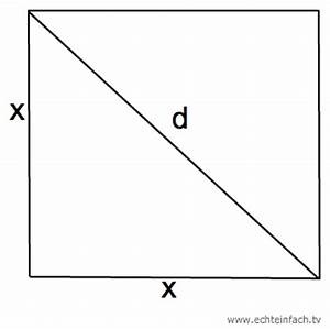 Diagonale Eines Rechtecks Berechnen : satz des pythagoras der satz des pythagoras berechnung der seiten x ber die diagonale ~ Themetempest.com Abrechnung