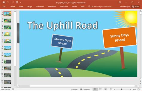 Road Map Powerpoint Template Free by Best Roadmap Templates For Powerpoint