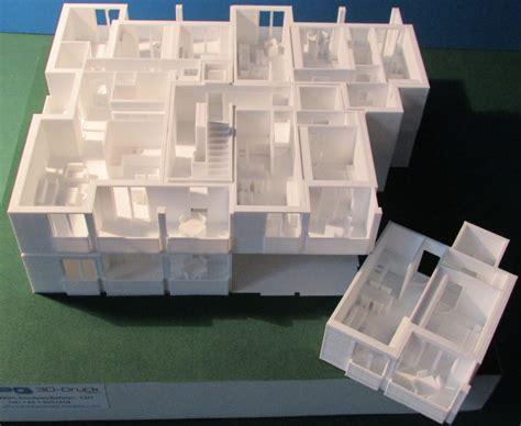 3d Druck Gebäude by 3d Druck Architekturmodelle Chpg 3d Druck Gmbh