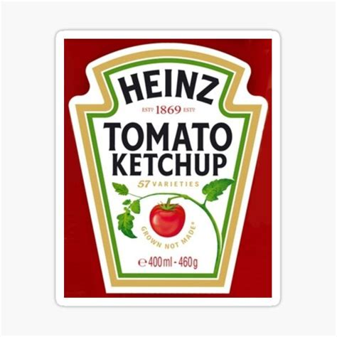Heinz Tomato Ketchup Gifts & Merchandise | Redbubble