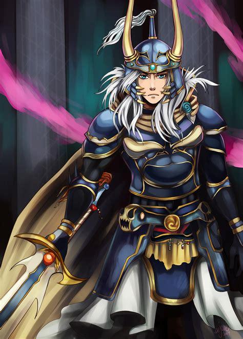 the warrior of light dff warrior of light by enijoi on deviantart