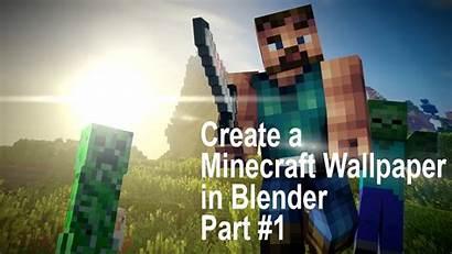 Minecraft Blender Own Teahub Io Tags 1280px