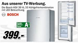 Media Markt Kühlschrank Bosch : bosch kgv 39 vl 33 als schnapp des tages vom 16 ~ Frokenaadalensverden.com Haus und Dekorationen
