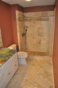 captivating modern small bathroom tile ideas using grey ceramic with framed rectangular mirrors