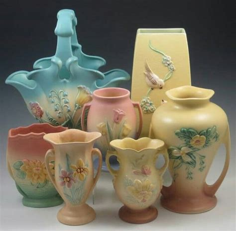 hull pottery ideas  pinterest glazed pottery