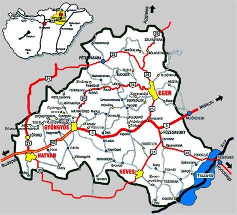 m t h o s heves megye térképe