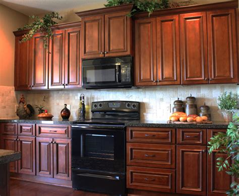 brindleton maple kitchen cabinets traditional kansas