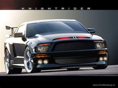 Knight Rider  Ford Mustang, Ford Mustang Bullitt, Ford