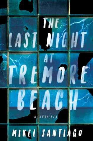 night  tremore beach  mikel santiago