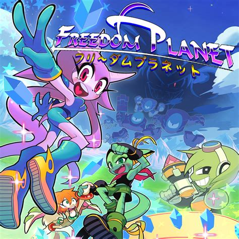 freedom planet game takes  cues  sonic