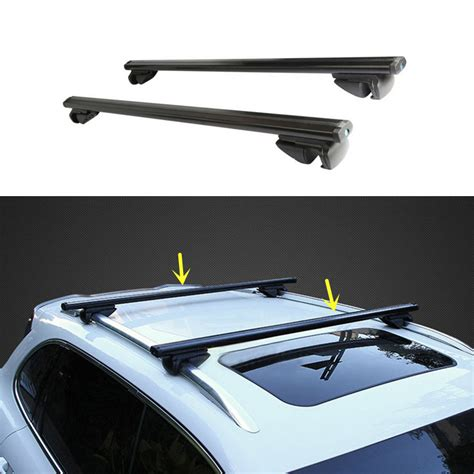 car roof racks 2pcs roof rack car roof carriers for mitsubishi pajero