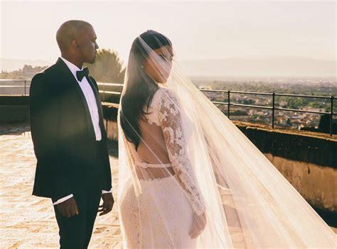 Presenting Mr. And Mrs. West From Kim Kardashian & Kanye
