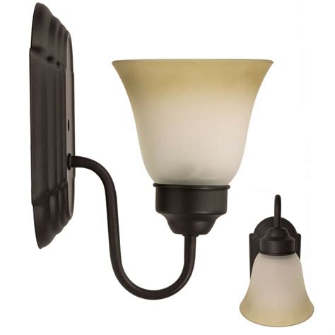 bronze and wall sconces rubbed bronze interior lighting wall sconce light