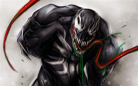 Marvel Venom Wallpaper Hd