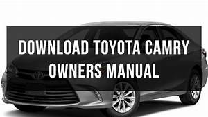Toyota Vios 2016 Owners Manual Pdf