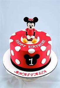 Bakerz Dad: Minnie Mouse Cake