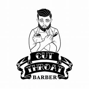 Barber logo. | Barberet life | Pinterest | Barber logo and ...