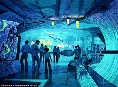 theme parks of the future will be vr headsets and robots will let users explore digital