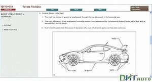 Free Auto Repair Manuals  Car  U0026 Truck Toyota Gt86 Service
