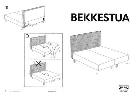 Bekkestua Headboard Ikea Canada by Bekkestua Lit 233 Cru Ikea Canada Ikeapedia