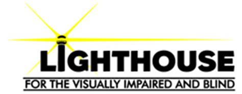 lighthouse for the blind links to 1touch project social media pages and resources