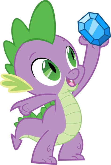 pony spike picture   pony pictures pony pictures mlp pictures