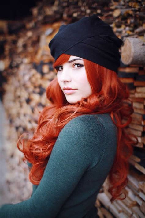 Red Hair Color Ideas And Hairstyles Trendy