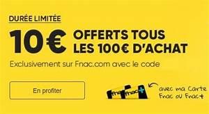 Promo Castorama 15 Par Tranche De 100 : jours adh rents fnac 10 euros tous les 100 euros ~ Dailycaller-alerts.com Idées de Décoration