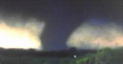 Tornado Tornadoes Outbreak England Scale