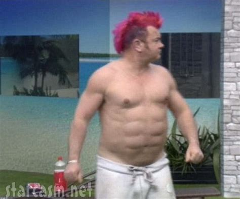 photos celebrity big brother 39 s darryn lyons reveals fake
