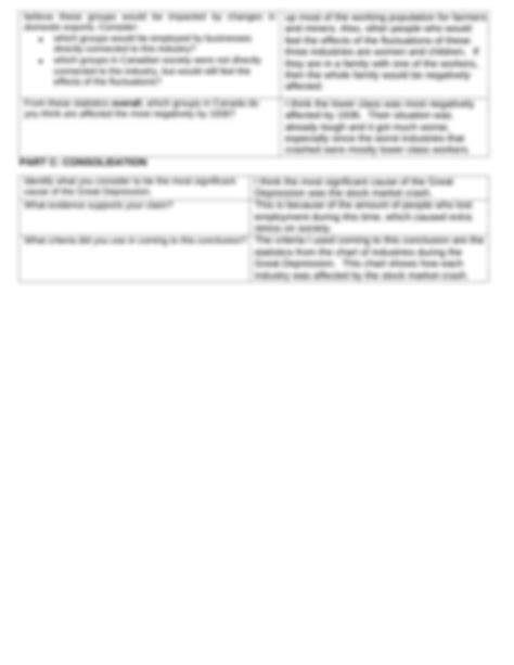 Chc 2d chc 2d chc 2d chc 2d chc 2d chc 2d chc 2d chc 2d the end of an era: The Great Depression.pdf - Name U3A1 Worksheet#1 Causes of the Great Depression PART A VIDEO ...