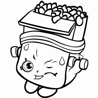 Shopkins Coloring Pages Printable Source