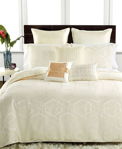 Coverlet Or Duvet by Hotel Collection Verve Bedding Collection Bedding