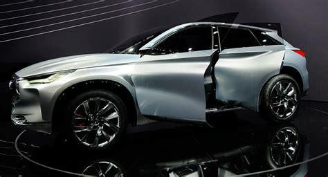infiniti qx sport inspiration   glimpse   car