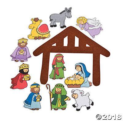 nativity cutouts to print search results calendar 2015