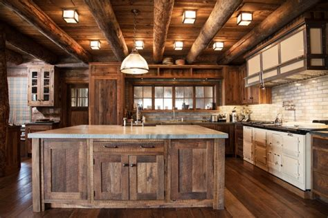 kitchen design ideas with islands log cabin kitchen islands talentneeds com