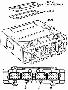 Knock Sensor 4 3l Vortec Engine Diagram