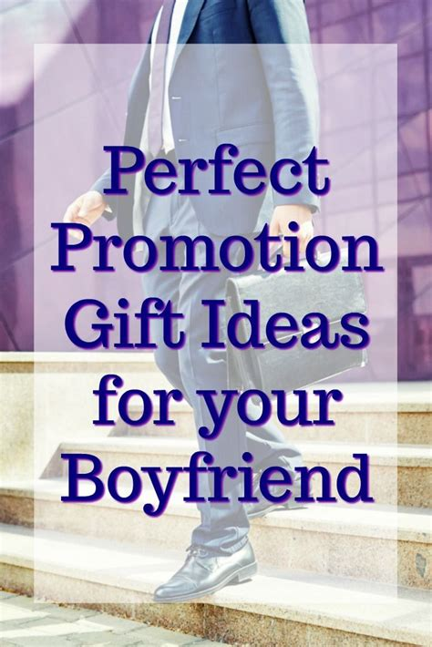 promotion gift ideas   boyfriend organizations