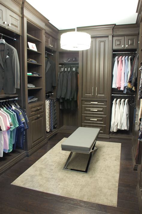 Bedroom Wardrobe Custom by Kddi Custom Walk In Closet Croc Ottoman Kate Co