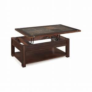 magnussen roanoke wood lift top coffee table in cherry and With cherry wood lift top coffee table