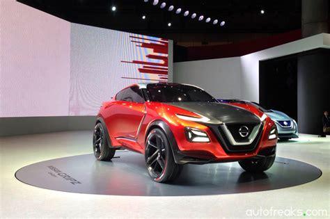 Tms 2018 Nissan Gripz Concept To Preview Future Z