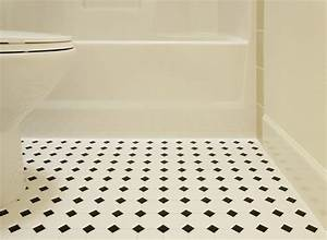 Vinyl floor tiles bathroom, black and white bathroom vinyl