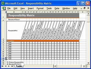 smart action plan template model action plan With service matrix template